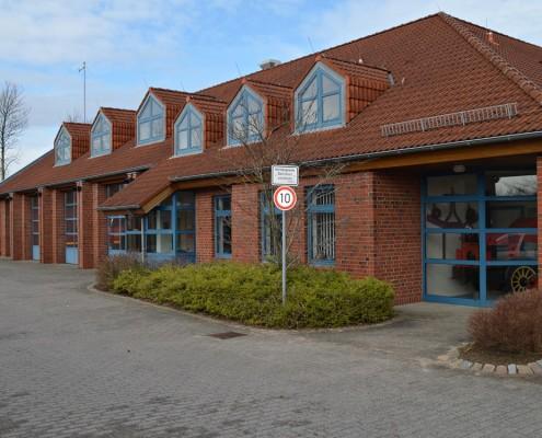 Feuerwehrgerätehaus Stuthagen 19 Molfsee