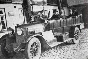 Feuerwehrwagen 1932