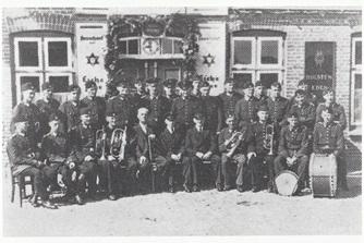 Freiwillige Feuerwehr Molfsee 1949