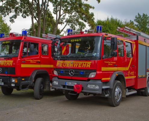 Feuerwehr Molfsee Fahrzeuge