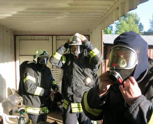 Feuerwehr Molfsee Atemschutz