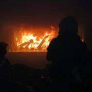 Feuerwehr Molfsee Brandübungscontainer