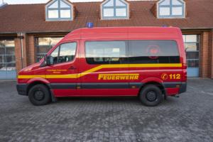 MZF Feuerwehr Molfsee